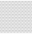 White seamless volume texture vector image