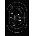 Gun target vector image vector image