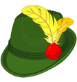 Bavaria Hat vector image vector image