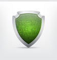 data security concept vector image