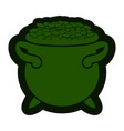 coin pot icon vector image vector image