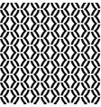 geometric seamless pattern vector image vector image