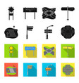 direction signs and other web icon in blackflet vector image