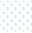 Bones pattern cartoon style vector image vector image