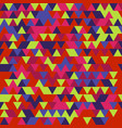 geometric abstract background wallpaper or cover vector image vector image