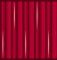 abstract background of red curtains vector image vector image