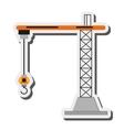Industrial crane icon
