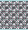 geometric pattern wallpaper vector image