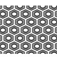 seamless geometric pattern classic chinese vector image vector image