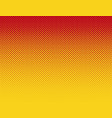 comics style orange red flat gradient pattern vector image vector image