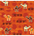 Desert seamless pattern vector | Price: 1 Credit (USD $1)