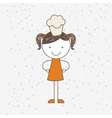 nutritive food design vector image vector image