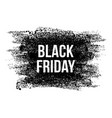 black friday sale background chalkboard style vector image vector image