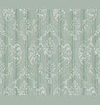 vintage decor ornamented pattern victorian vector image vector image