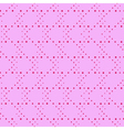 Polka dot seamless pattern Abstract dots vector image
