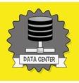 data center base icon vector image vector image
