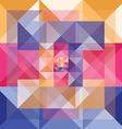 Colored Abstract Texture vector image vector image