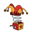 Jack in the box toy icon image