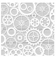 laser cutting stencils vector image