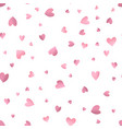 seamless pattern background with pastel pink vector image vector image
