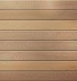 oak wood plank background vector image