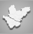 3d isometric map dhaka is a division of