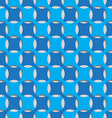 Blue seamless abstract background tile vector image