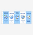 digital inclusion beneficial outcome onboarding vector image vector image