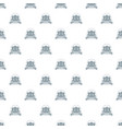 friends pattern seamless vector image