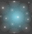 abstract starry background vector image vector image