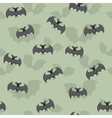 Cartoon Bats Seamless vector image vector image