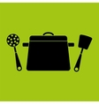 kitchen tools food Cookware vector image