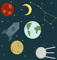 Space drawing vector | Price: 1 Credit (USD $1)