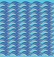 natural ocean waves background design vector image vector image