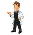 Young Scientist vector image vector image