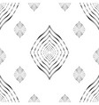 seamless pattern lines geometric background vector image