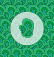 background wallpaper squama pattern vector image