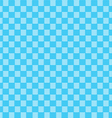 blue seamless fabric texture pattern vector image vector image