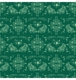 Green islamic pattern vector image vector image