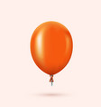modern glossy helium balloon for birthday vector image vector image