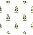 Eggplant icon cartoon Single plant icon from the vector image