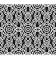 Lace seamless pattern vector image vector image