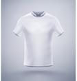 Mens T-Shirt vector image vector image