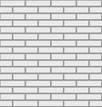 texture of the brick vector image vector image