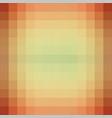 gradient background in shades of orange vector image vector image