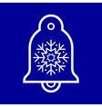 Bell Ornament vector image