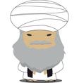 arab vector image