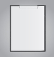 Tablet for paper vector image