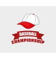 baseball championship hat
