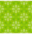 geometric tiles seamless pattern vector image vector image